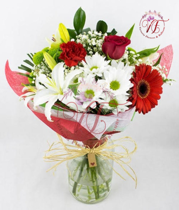 Mixed Bouquet - Victoria Flowers Balloons -- Telf: 631 594 3480 - Hampton Bays, NY11946 - Flowers & Gifts - Bouquets Balloons