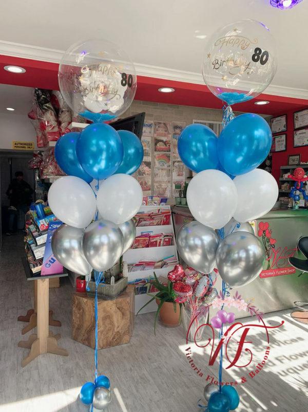 Victoria Flowers Balloons Floreria Bouquets Globos Balloons Fiestas Regalos Amor Cumpleanos Sorpresas Gift Delivery NY Qualatex Burton Burton DecoracionesGlobos